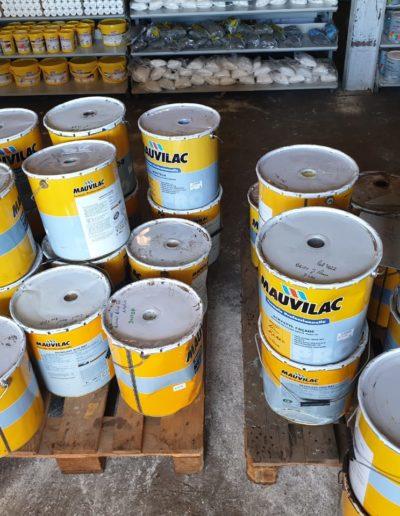 Brocante de l'ile de la réunion - Mauvilac - Brocante aux matériaux